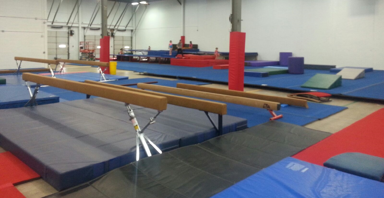 itasca park district gymnastics meet